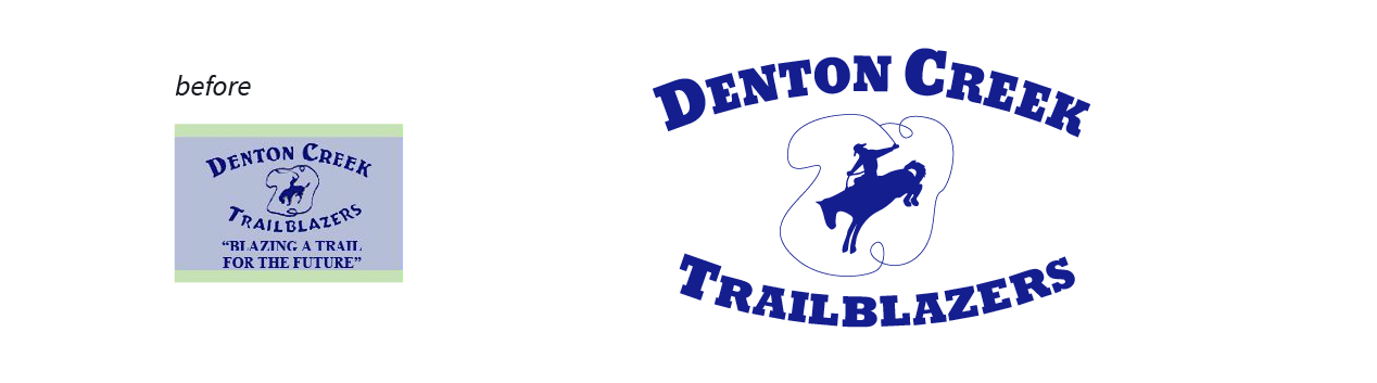 Denton Creek Trailblazers